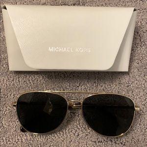Michael Kora San Diego Aviator Sunglasses